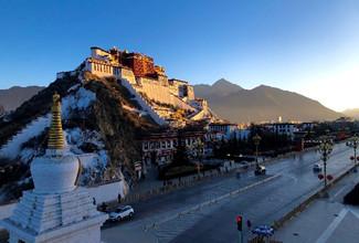 时隔8年再次来到西藏