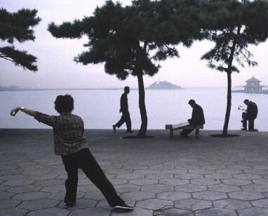 镜头下80年代的中国